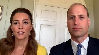 video: Watch: Duke and Duchess of Cambridge thank Australian first responders