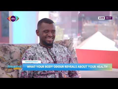 What your body odour reveals about your health - Breakfast Daily
