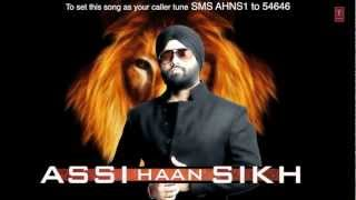 Assi Haan Sikh Song Promo (Lyric Video) JSL Singh - YouTube