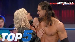 Top 5 Must-See Moments from IMPACT Wrestling for Mar 15, 2019 | IMPACT! Highlights Mar 15, 2019