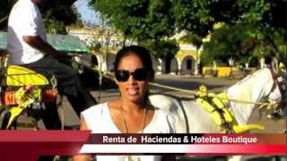 preview picture of video 'Izamal Yucatan Hoteles, Haciendas, Paquetes Vacaciones, Villa Experience Mexico'