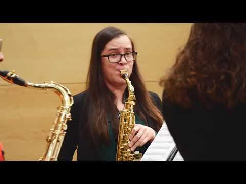 Magnolia Saxophone Quartet