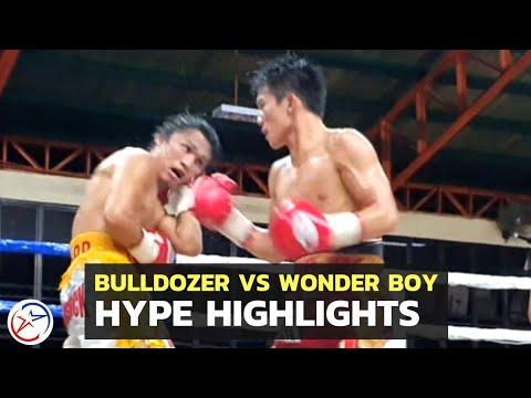 Carl James Martin vs Benezer Alolod Hype Highlights by Powcast   Maganda ba ang Laban?