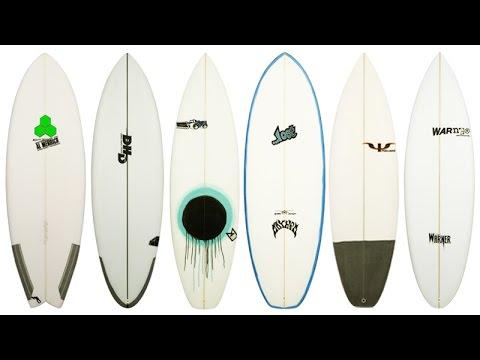 Coastalwatch Summer Surfboard Review 2015