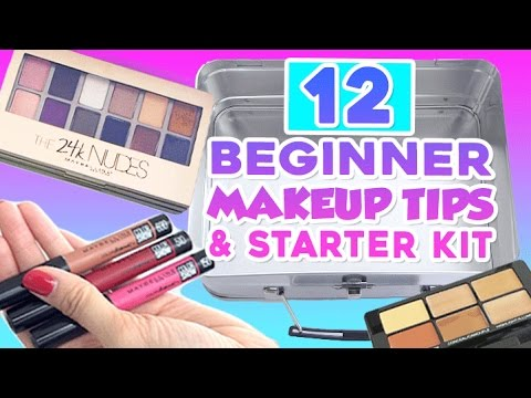 HOW TO: Start A Makeup Kit For Beginners!