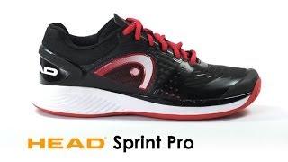 Head Sprint Pro Women's Tennis Shoes video