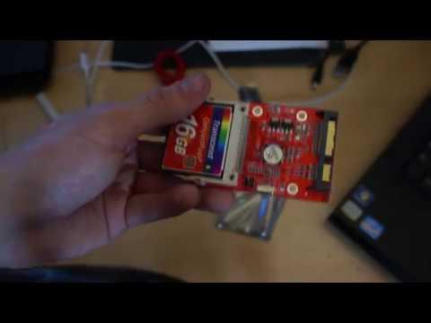 L'adattatore che trasforma una cf card in ssd!