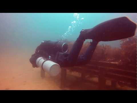 반폐쇄식(pSCR) 다이빙