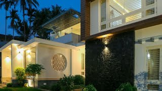 Contemporary House In Kerala | Modern Home 🏠