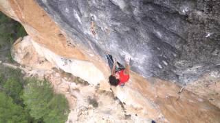 BD Athlete Jacopo Larcher: La Rambla (5.15a)