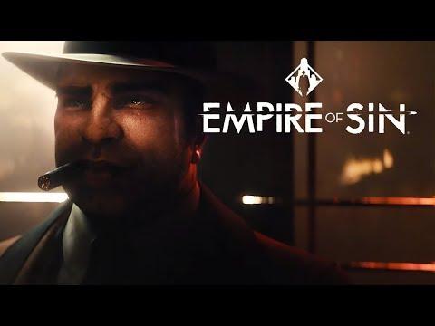 Empire of Sin - Official Announcement Trailer   E3 2019