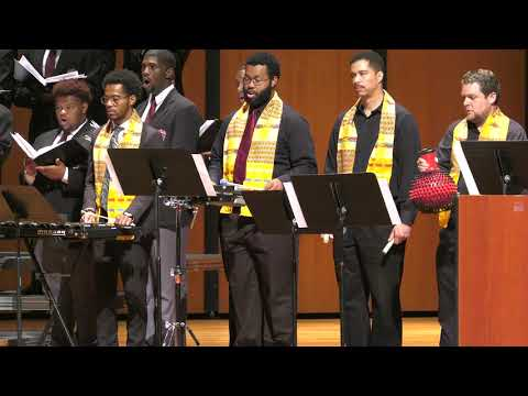 Omoluabi by the Morehouse College Glee Club