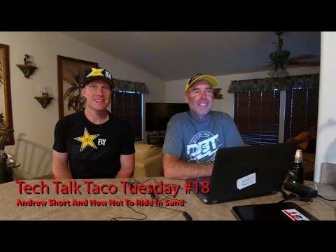 Tech Talk Taco Tuesday #18