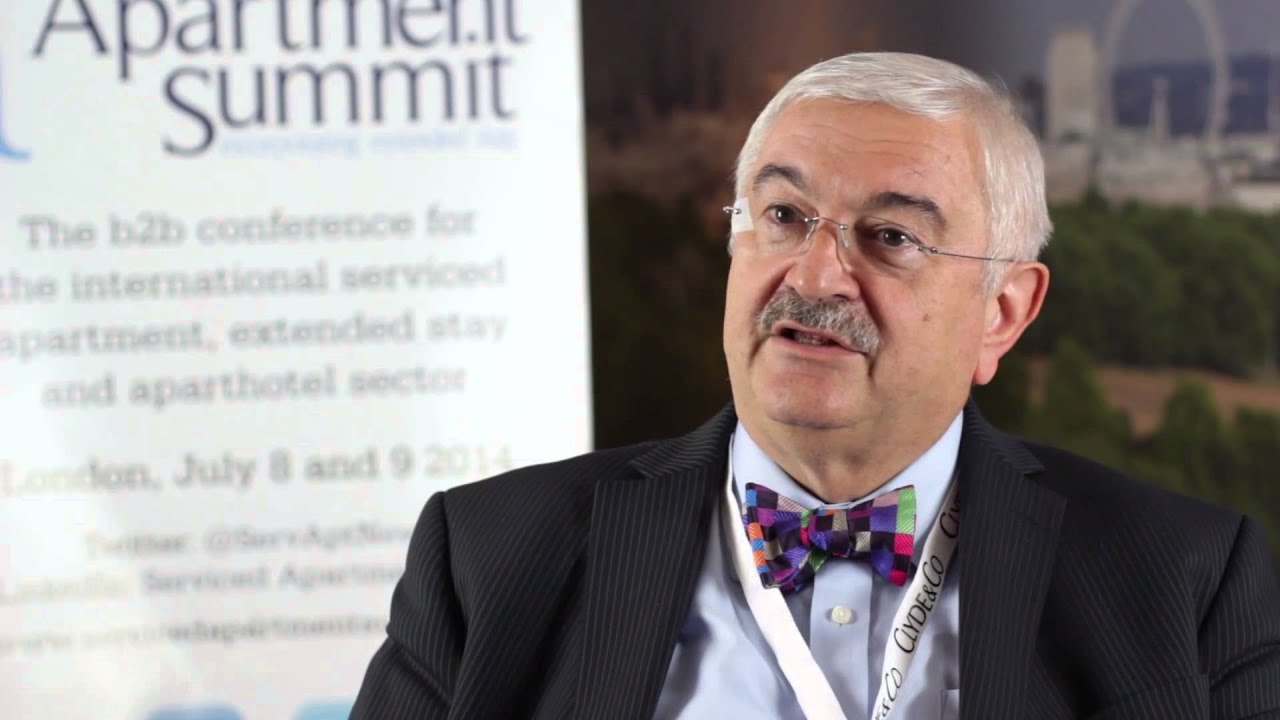 Serviced Apartment Summit interviews: Russell Kett, HVS London