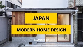 50+ Amazing Modern Japan Home Design Ideas 2018