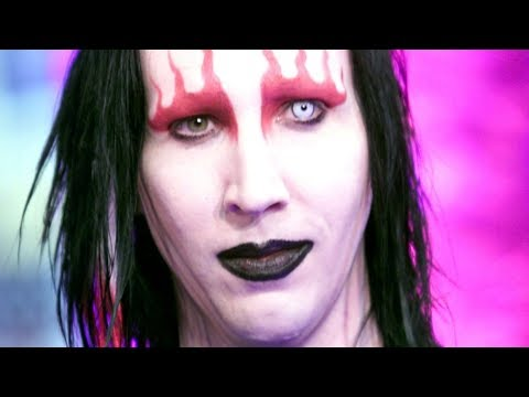 The Untold Life Story Of Marilyn Manson