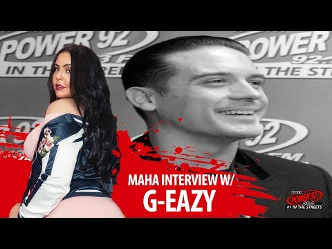 G-EAZY Talks Cardi B, His Relationship with Halsey & More!