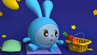 Малышарики - Рыбалка - серия 25 - обучающие мультфильмы для малышей 0-4