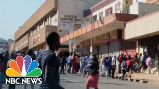 Pro-Democracy Protests in Eswatini Threaten Africa's Last Absolute Monarchy