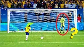 THE BIGGEST CHEATING GOALKEEPERS IN FOOTBALL!!