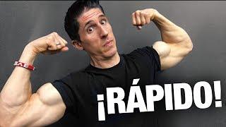 BICEPS SIN PESAS: La Forma Más Rápida Para Grandes Bíceps