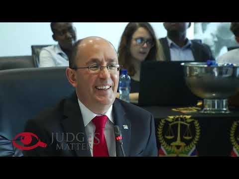 SA Gauteng HC - JSC Interview of Mr D Dosio – Judges Matter (October 2019)