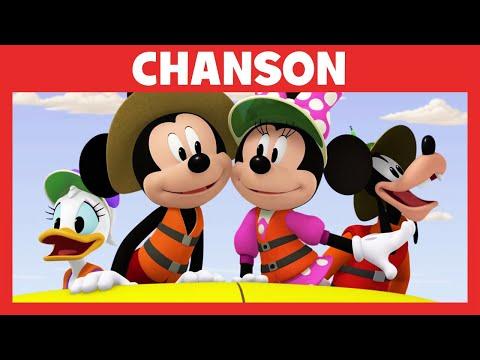 Les aventures de Mickey et ses amis - Chanson : Allons jouer dehors