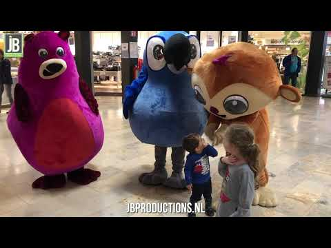 Meet & Greet StoryZoo Boeken of Inhuren? | JB Productions