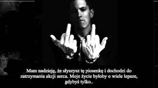 Eminem - So Much Better [ Napisy PL ] ( The Marshall Mathers LP2 )