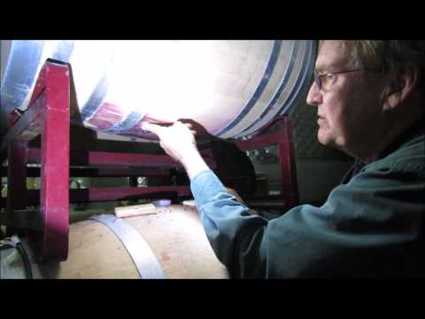How to Repair a Leaky Barrel Using Wedges