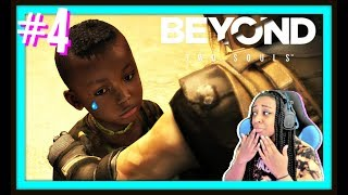 THIS IS SO DEPRESSING!!! | BEYOND 2 SOULS EPISODE 4 FULL GAMEPLAY!!!