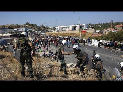 EU-Flüchtlingspolitik nach der Brandkatastrophe von Moria