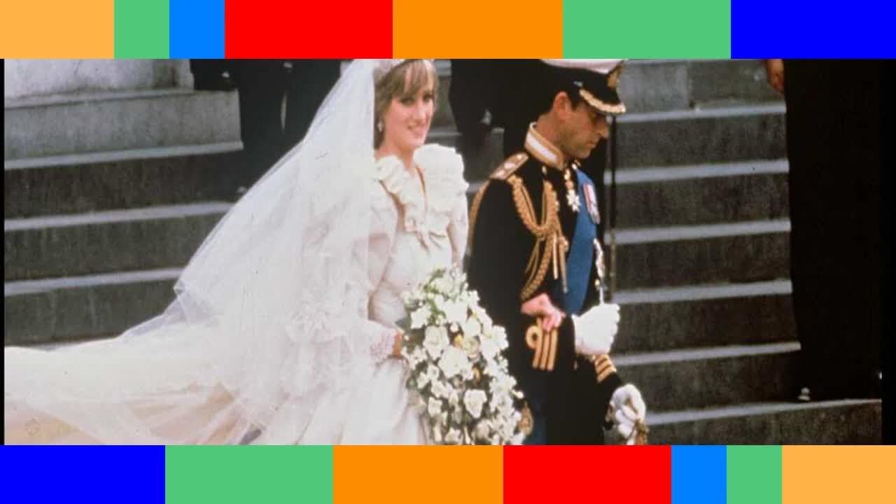 Diana et Camilla Parker Bowles à couteaux tirés lors du mariage de la princesse avec Charles