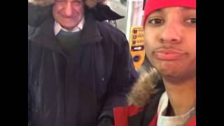 You're not from Toronto if you don't know him w/ Lil Skitzz