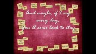 """Maybe"" By: The Chantels (Lyrics)"