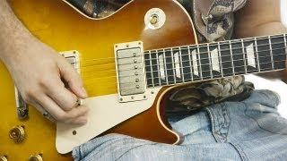 Joe Bonamassa - Blue & Evil Guitar Lesson | How to play!