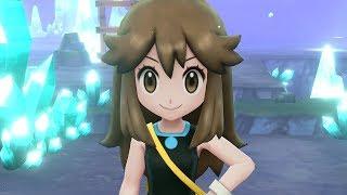 Pokemon Let's Go Pikachu & Eevee - Trainer Green Battle