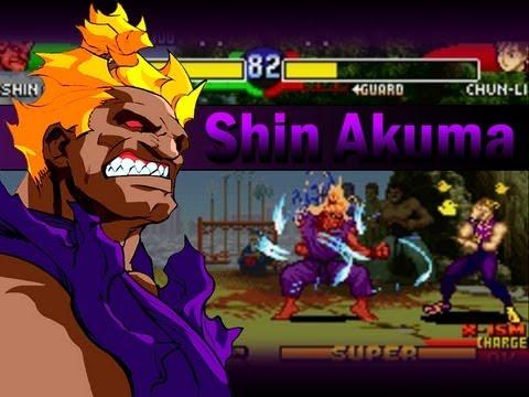 street fighter alpha 3 gba akuma move list