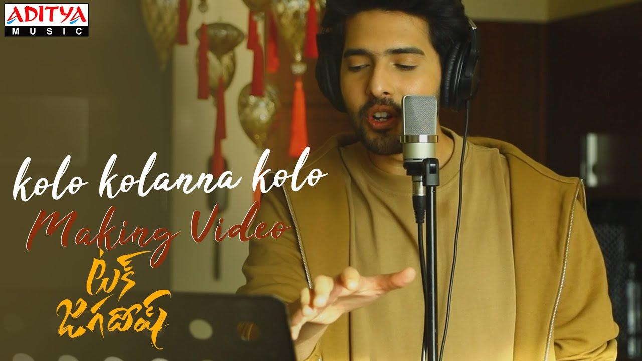 #KoloKolannaKolo Making | Tuck Jagadish