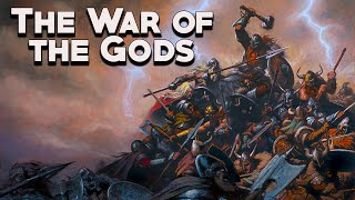 Aesir vs Vanir: The Clash of Norse Gods - Norse Mythology Stories - See U in History