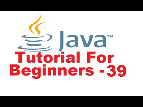 Java Tutorial For Beginners 39 – How to Read file using Java examples
