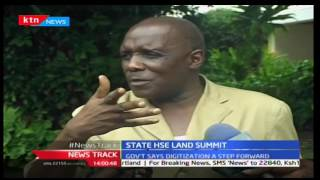 National Lands Commission seeking solution over land controversies
