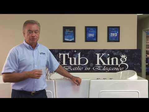 Handicap Walk-in Tubs by Tub King