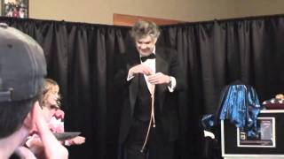 Lesson In Rope Magic by Tony Griffith