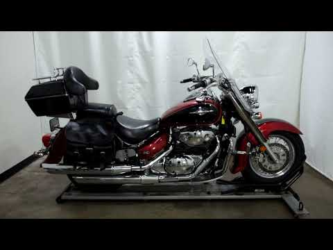 2007 Suzuki Boulevard C50 in Eden Prairie, Minnesota - Video 1