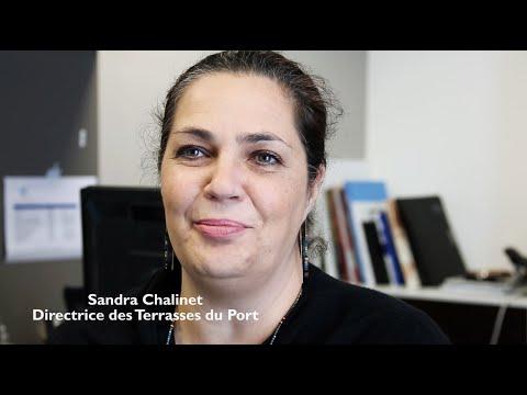 Sandra Chalinet, directrice des Terrasses du Port nous parle de la Journée internationale des droits des Femmes