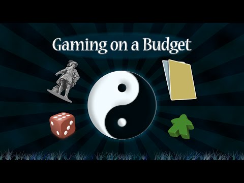 Gaming on a Budget╬ The Institute for Magical Arts
