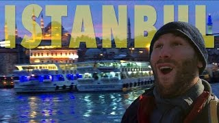 The Perks Of Being American In ISTANBUL (The Euro Trip)