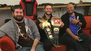 WWE 2K16 Official 2K Live Stream with Finn Balor (Full Replay)