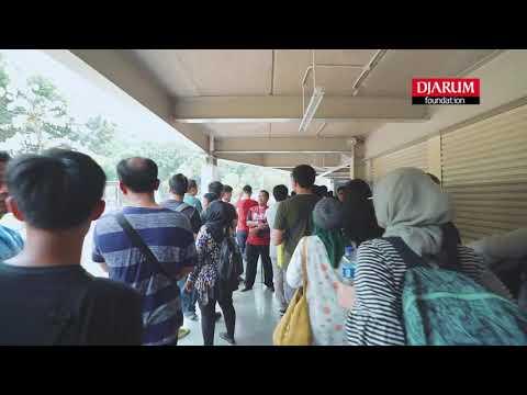 Blibli Indonesia Open 2019 - Ticket Queue